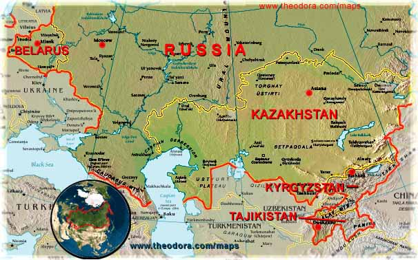Eurasian integration: Caught between Russia and China