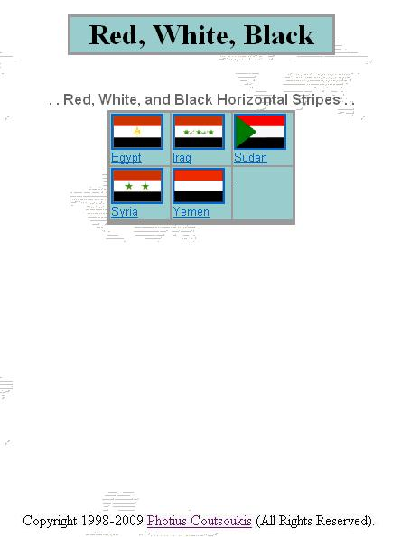 Black And Red >> horizontal_red_white_black_stripes Flag Identifier Printable page